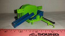 1/64 CUSTOM ag bagger agbag silage hay corn storage bag ERTL farm toy display