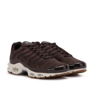 Details zu MEN,S NIKE AIR MAX TN PLUS COFFEE BROWN TRAINERS AH9697 213