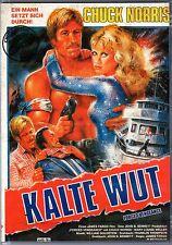 Kalte Wut , 100% uncut , digital remastered , Neuware , Chuck Norris