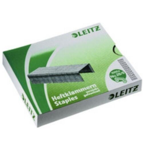 Leitz Tacker Nadeln 24//6 verzinkt 1000 Stück Heftgerät Hefter Tacker Klammern
