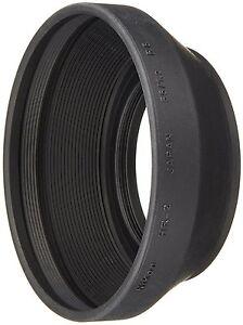 New-NIKON-HR-2-Rubber-Lens-Hood-52mm-Screw-In-for-Select-Nikon-Lenses
