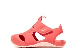 9e5b41bde00d7b NIKE SUNRAY PROTECT 2 (TD) TODDLER KIDS SUMMER SHOES SANDALS PINK 6C ...