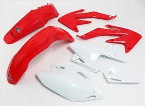 UFO Motocross Plastic Kit for Honda CRF 250 2011-2013 /& CRF 450 2011-2012