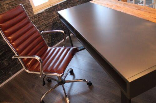 INDUSTRIAL VINTAGE DESK TABLE SCHREIBTISCH alle Größen und viele Farben möglich