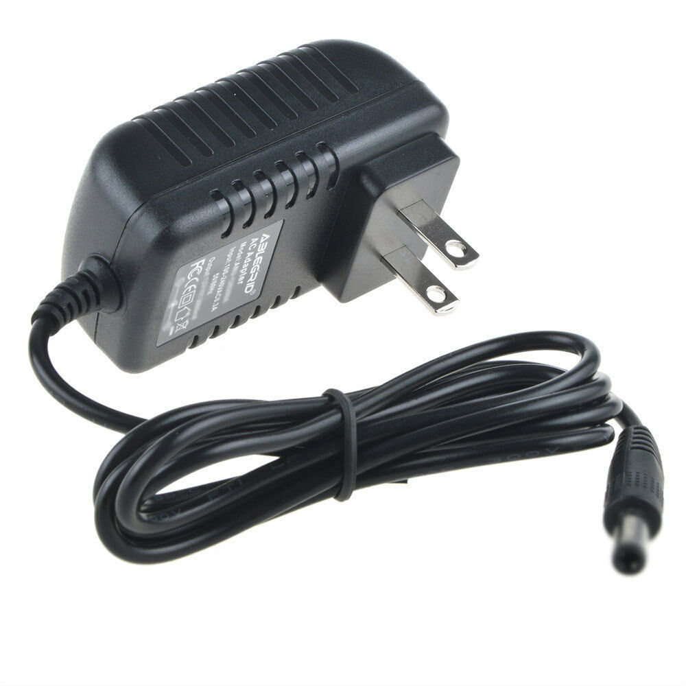 9V 1A AC/DC Adapter for Casio LK-100 Keyboard Power Home Wall Charger Mains PSU