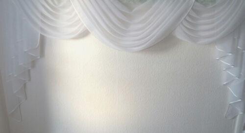 Vorhang Deko Gardine Bogengardine.