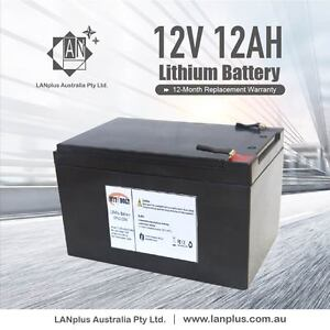 new lithium lifepo4 battery 12v 12ah scooter golf buggy. Black Bedroom Furniture Sets. Home Design Ideas