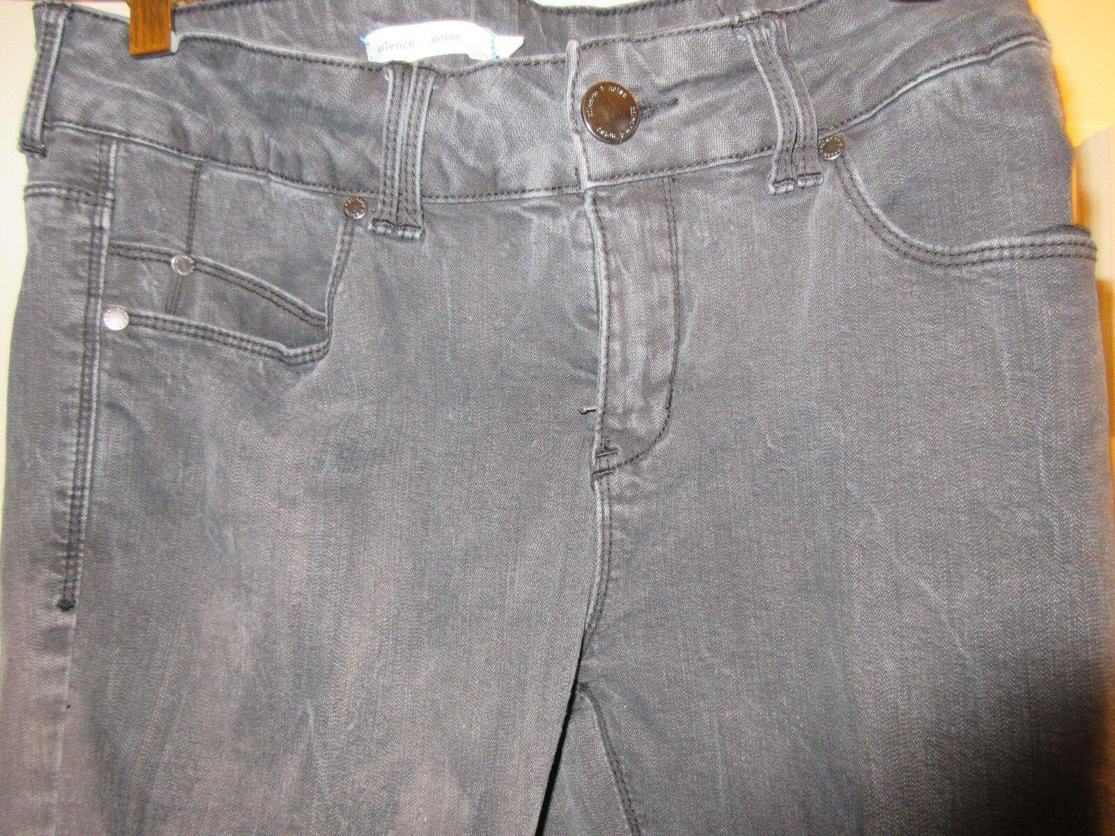 Silence + Noise ,Ladies Jeans , Black , Vintage , Size