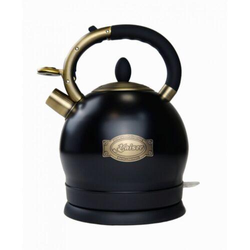 Kaiser Empire WK 2000 Em Retro Wasserkocher Teekocher 2L Kontroll LED 1800W WOW