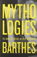 Mythologies: The Complete Edition, In A Translation By Roland Barthes, (pape on sale