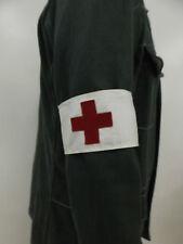 WH Heer Luftwaffe Sanitäter Armbinde Rotes Kreuz gebraucht