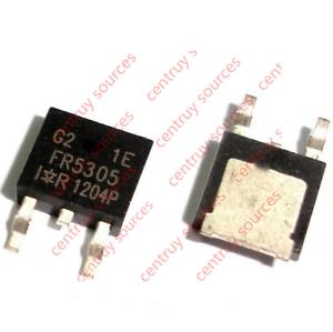 10-100PCS-IRFR5305-FR5305-TO-252