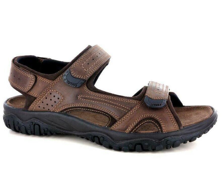 IMAC 304220 T. Moor Sandalen Herrenschuhe Tücken Komfort Leder Italienische 100%