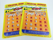 Bingo Shutter Reusable Finger Tip Friendly Senior Cards Tan 6 ply