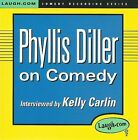 Phyllis Diller on Comedy * by Phyllis Diller (CD, 2008, Laugh.com)