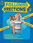 Following Directions, Grade 6 by Susan Collins (Paperback / softback, 2012)