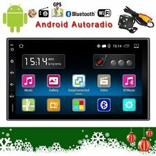"7"" AUTORADIO 2DIN Android 5.1 Quad-Core Car GPS Stereo WIFI Radio Mirror Link BT"