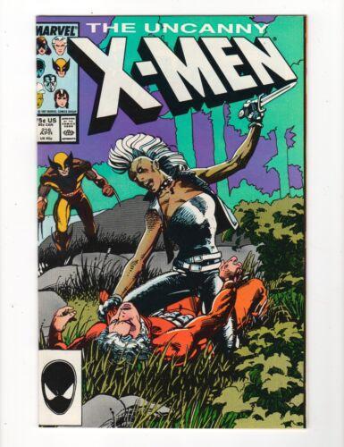 9.6 Near Mint Uncanny X-Men #216 Wolverine /& Storm High Resolution Scans!