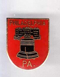 RARE-PINS-PIN-039-S-MUSIQUE-CLOCHE-RING-BELL-PHILADELPHIA-USA-AM