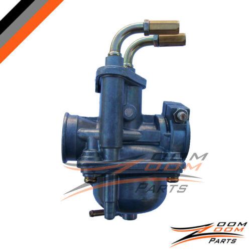 Yamaha Pw 50 Pw50 Carburetor  U0026 Throttle Gas Cable Y Zinger