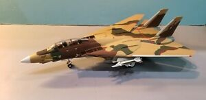 "ARMOUR MODELS (98039) US NAVY F-14 ""NSAWC"" 1:48 SCALE DIECAST METAL MODEL"