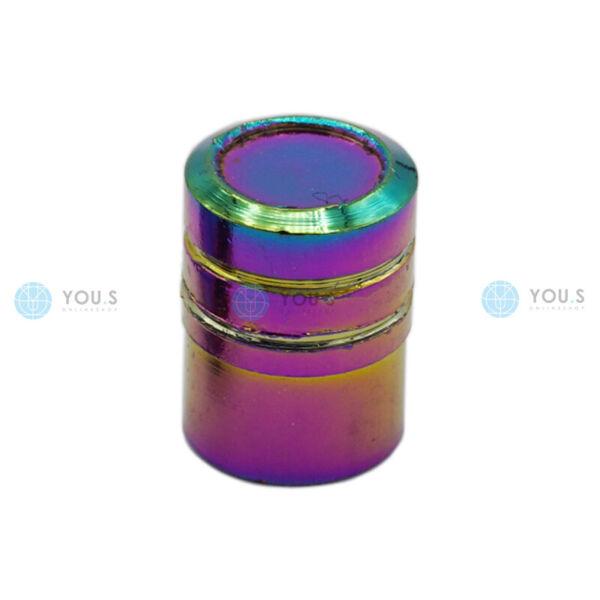 1 Pezzi You. S Cilindro In Alluminio Valvola Cappuccio Flip-flop-guarnizione Vernice Per Auto Pkw Lkw