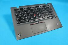 For LENOVO THINKPAD X1 Carbon X1C 4th palmrest upper case SB30K59265 US layout