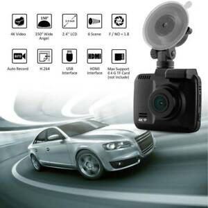 Dual-Lens-4K-Ultra-HD-2160P-Dash-Cam-Car-Camera-WiFi-DVR-with-GPS-Video-Recorder