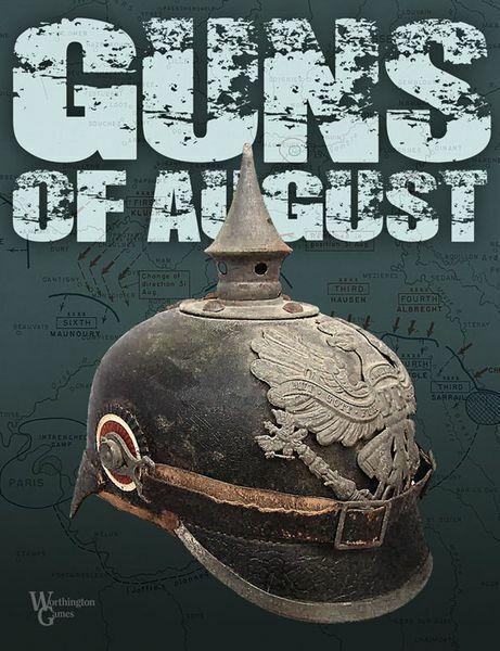Guns of August - Worthington - New in Shrink