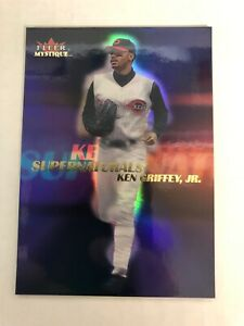 2000-Fleer-Mystique-Supernaturals-5-Ken-Griffey-Jr