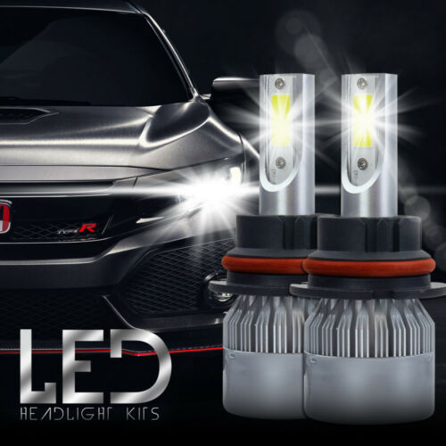 XENTEC LED HID Headlight Conversion kit 9007 HB5 6000K 1993-1997 Dodge Intrepid