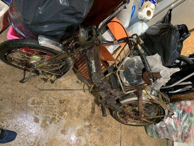 Puch Puch maxi 1986 nr match, 1986, 0 km, Rusten, Voldsom…