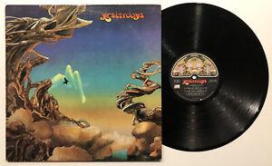 YES- Yesterdays, LP Vinyl Record 1974