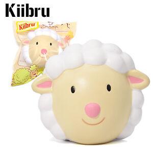 Squishy Kiibru : New Kiibru Squishy Sheep Scented Super Slow Rising Cartoon Kid Toy Animal eBay