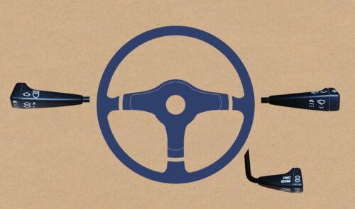 BMW e23//e24//e28//e30 Instrument Decal Set Euro