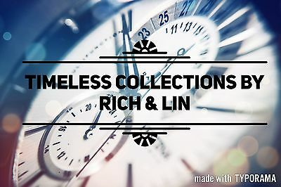 Timeless Collections By Rich&Lin
