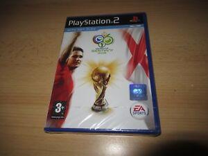 PS2-2006-Fifa-Copa-Mundial-Pal-Reino-Unido-Nuevo-amp-Sony-Precinto-de-Fabrica
