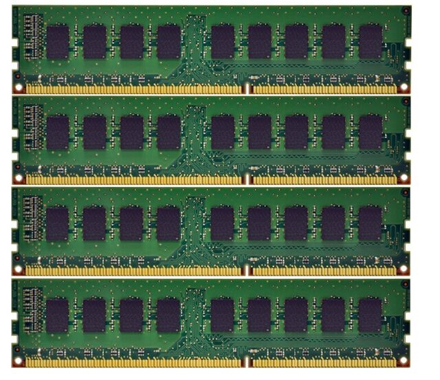 NEW 16GB 2x8GB Memory ECC Unbuffered For Dell Precision Workstation T1700 MT//SFF