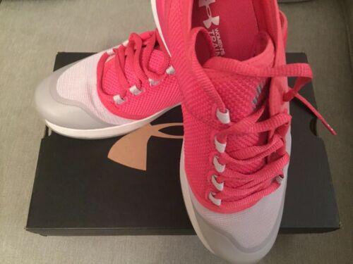 Femme Vêtement Taille Chaussures Fitness Run Gym Rose 5 Sous Mode Bnib Blanc Baskets dZPE1Eq