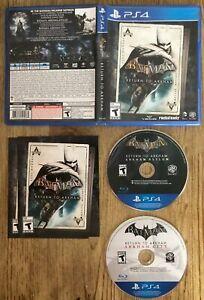 Batman-Return-To-Arkham-Ps4-Sony-PlayStation-4-Complete-W-box-Manual
