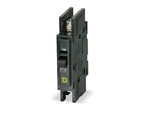 New Qou140 Square D Circuit Breaker 120 240 Vac 40a Din