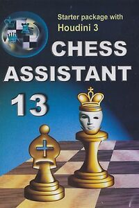 Details about Chess Assistant 13, Starter Package (DVD)  NEW CHESS SOFTWARE