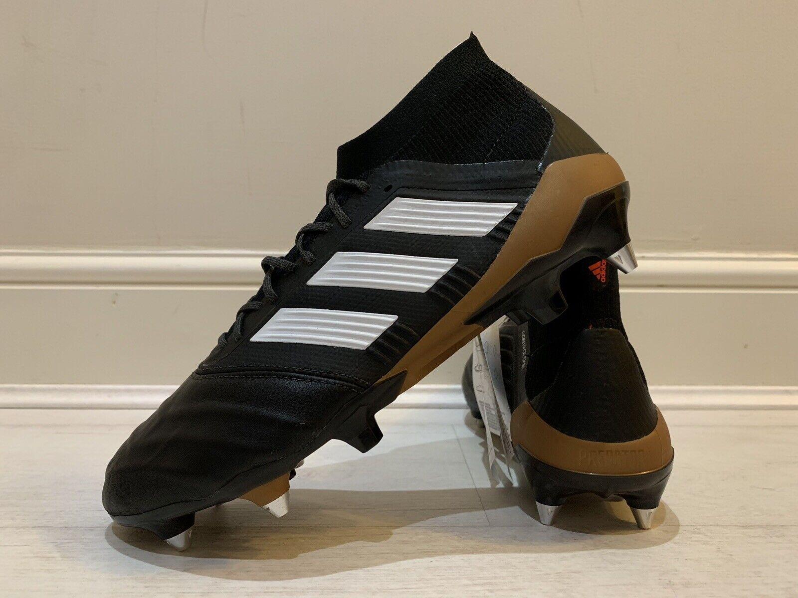 Adidas Protator 18.1 SG Football Stiefel (Pro Edition) Größe UK 10 Leather