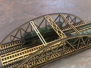 00-Gauge-Twin-Arched-Girder-Railway-Bridge