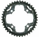 Shimano Kettenbl/ätter FC-M552 42 Z/ähne AE 104mm Aluminium schwarz Fahrrad