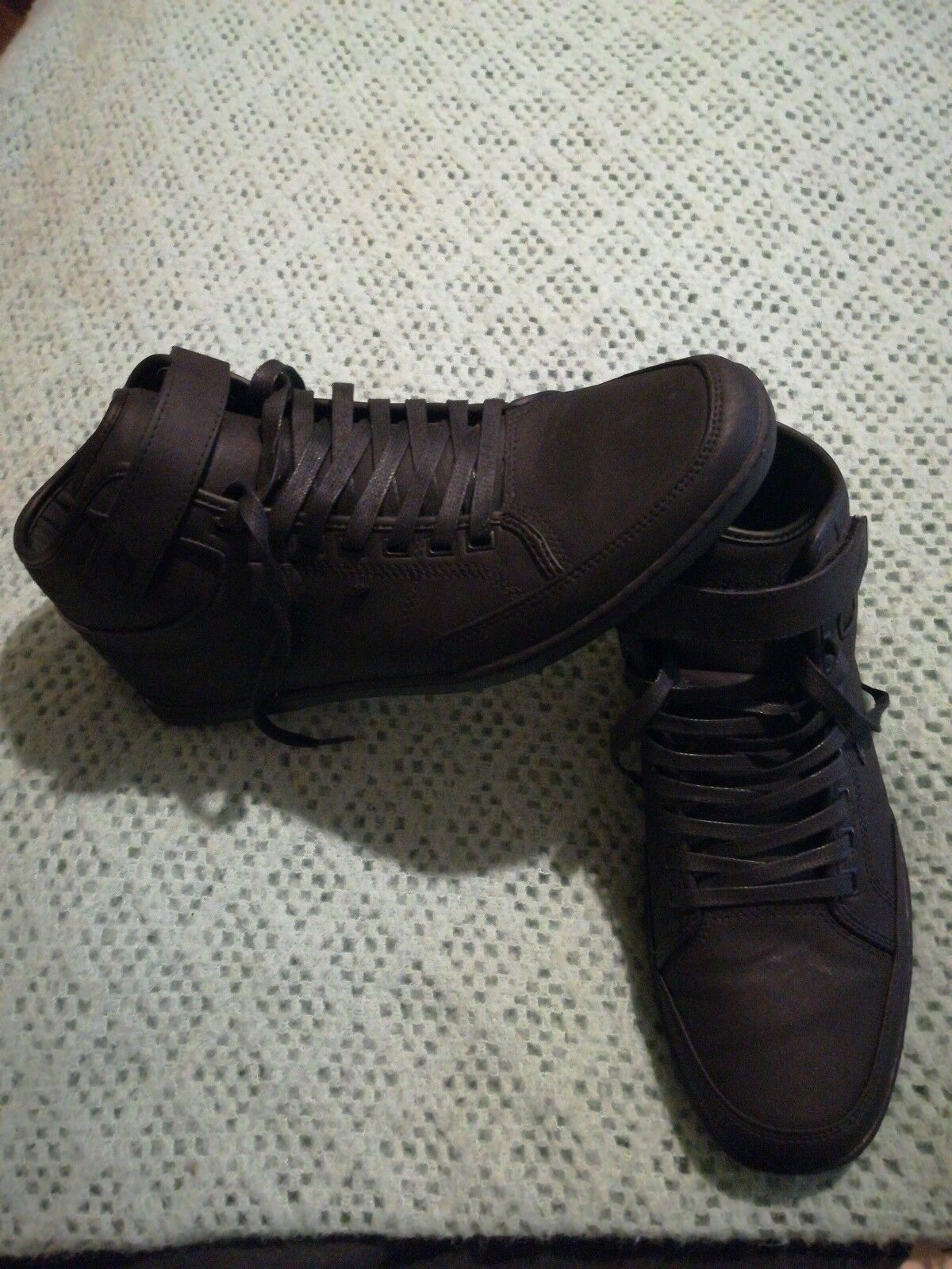 Mens Boxfresh mid tops casual trainers