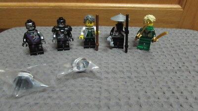 LEGO® Ninjago™ Evil Sensei Wu minifig 70725