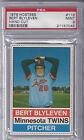 1976 Hostess Bert Blyleven #116 Baseball Card