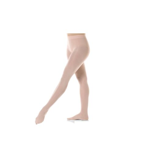 Children Girls Footed Ballet Dance Tights Full Foot Pink Soft Opaque Tight 60den