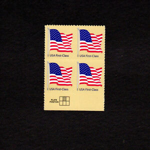 Image Is Loading SCOTT 4130 Flag First Class Issue United States